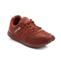 Unistar Tan Running Shoes For Men