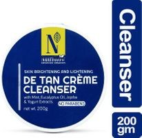NutriGlow Advanced Organics De Tan Creme Cleanser _200 GM