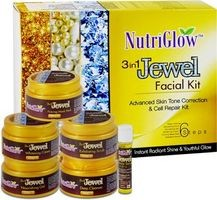 NutriGlow 3in1 Jewel Facial Kit 250g