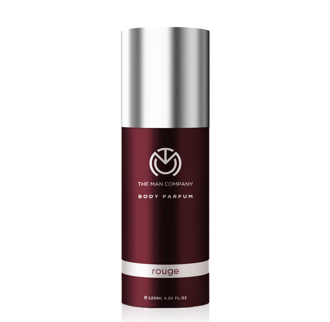The Man Company Non-Gas Body Perfume for Men - Rouge (120 ML)