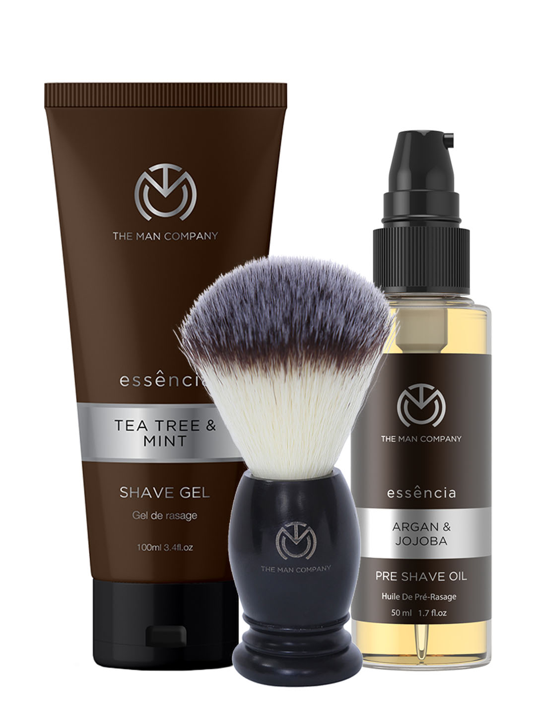 The Man Company's Skim Set - A Must Have Daily Shaving Stack