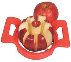 Home Turf Apple Cutter - Red