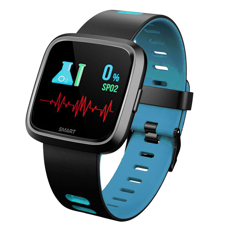 Bingo F5 Smart Health Band with Colour Display with Heart Rate & Blood Pressure Monitor