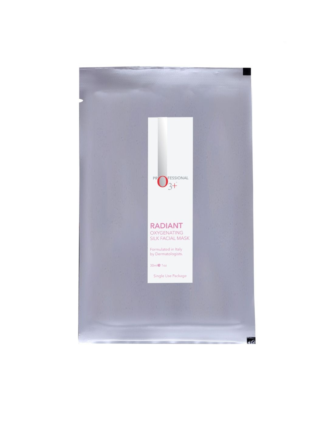O3+ Radiant Oxygenating Silk Facial Mask (Pack of 2)