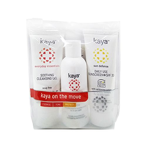 Kaya Skin Clinic On The Move Kit Daily Care