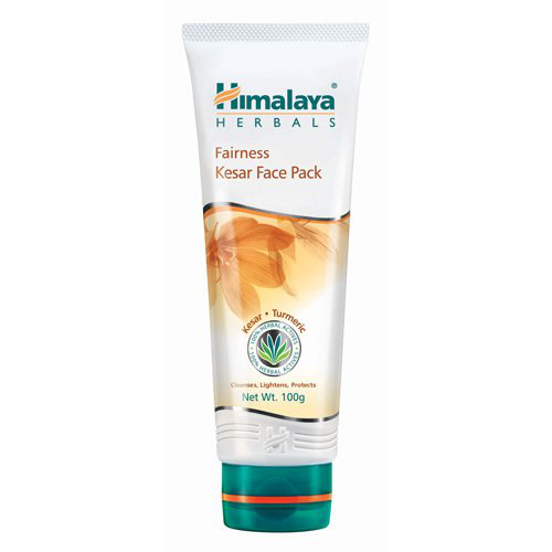 Himalaya Fairness Kesar Face Pack 100 GM -Pack of 2