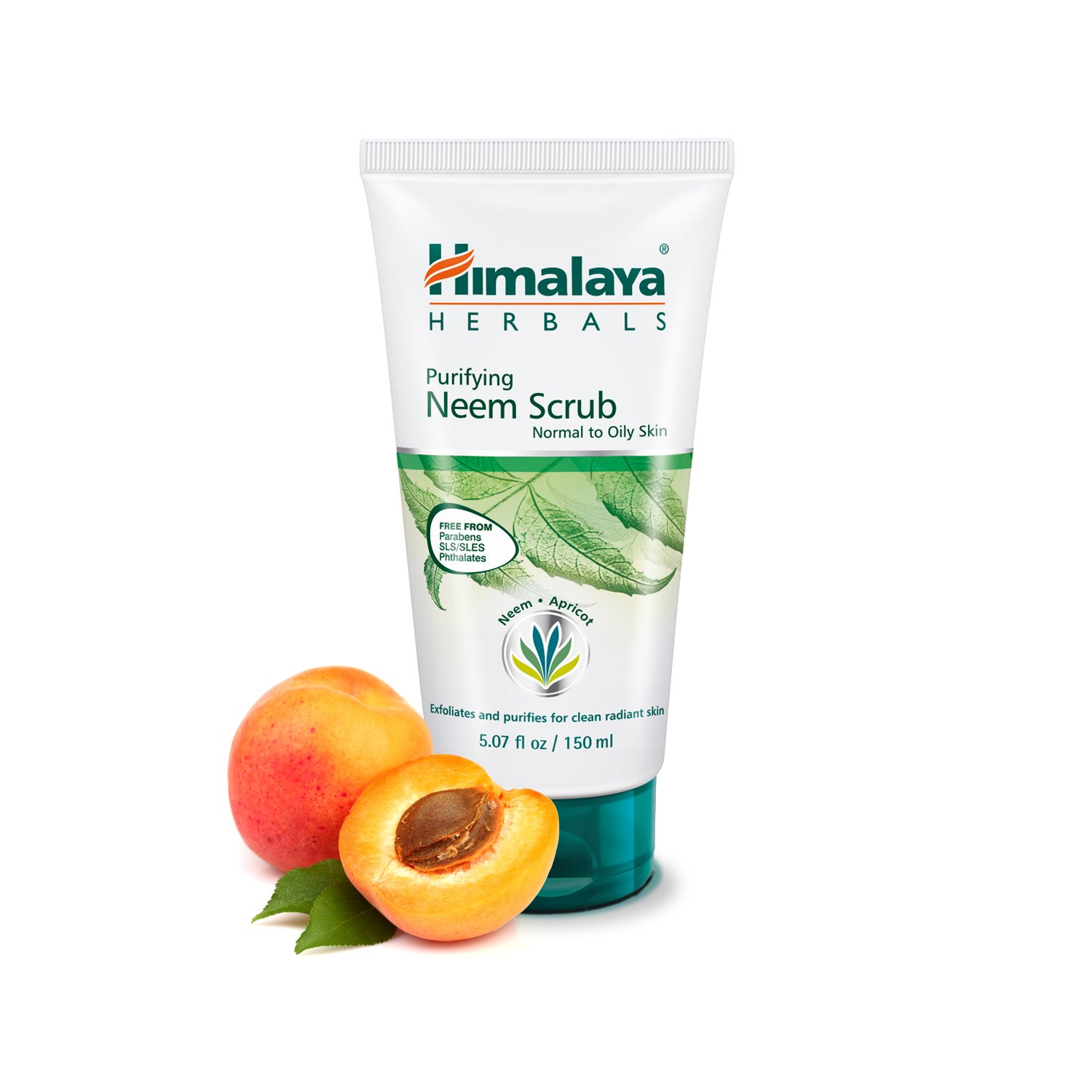 Himalaya Purifying Neem Scrub 100GM -Pack of 2