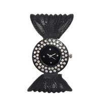 New Stylish and Attractive Analogue Black Dial Jula Watch for Women's & Girl's