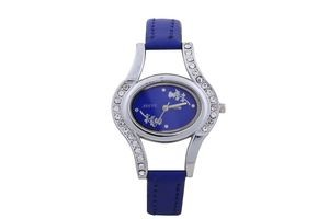 Adine 1242 Blue Women Analog Watches