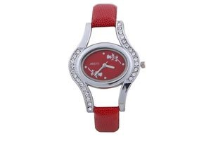 Adine 1242 Red Women Analog Watches