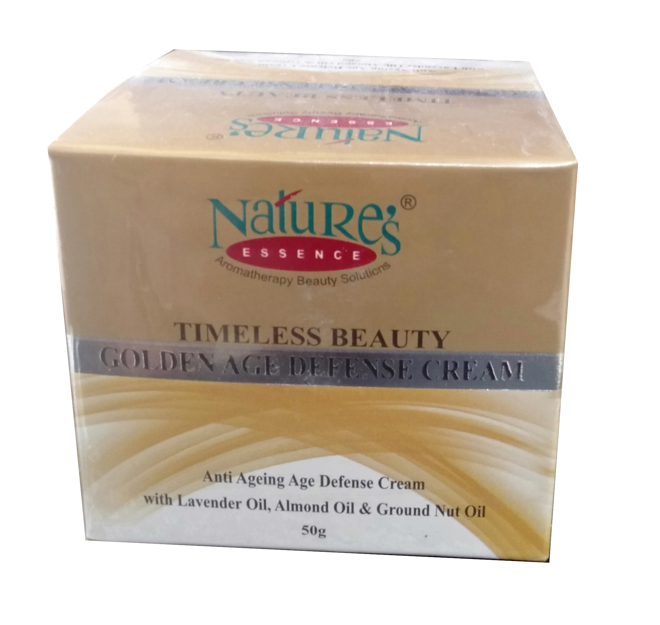 Nature's Essence Age Defence Cream50 GM