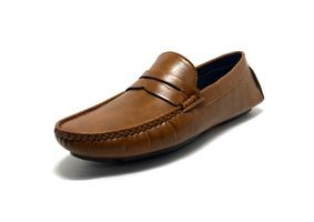 Castoes Men's Synthetic Leather Slip on Loafers