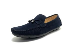 Castoes Men's Synthetic Suede Slip on Loafers