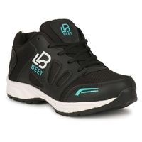 Beet Looks 2111 Black Sports Shoes Lace-Ups