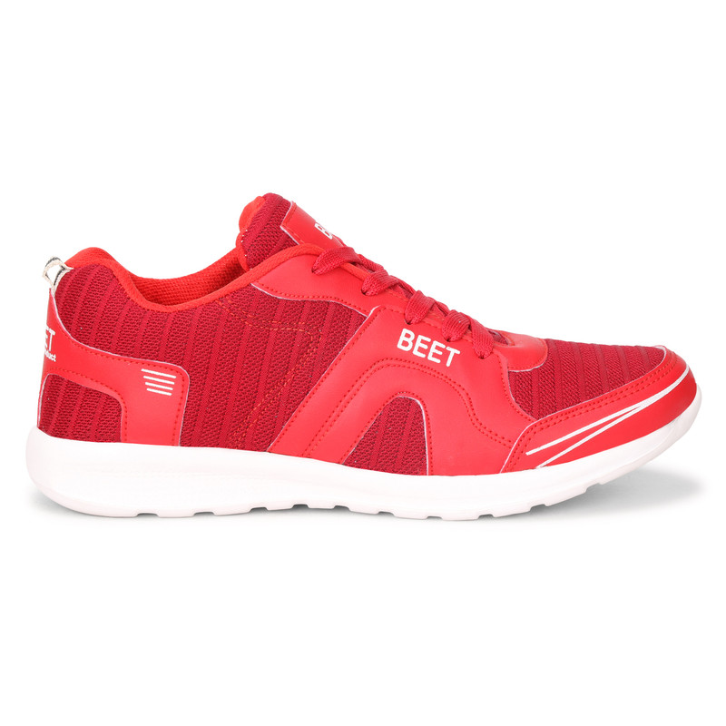 Beet Looks Running Shoes Red 2107