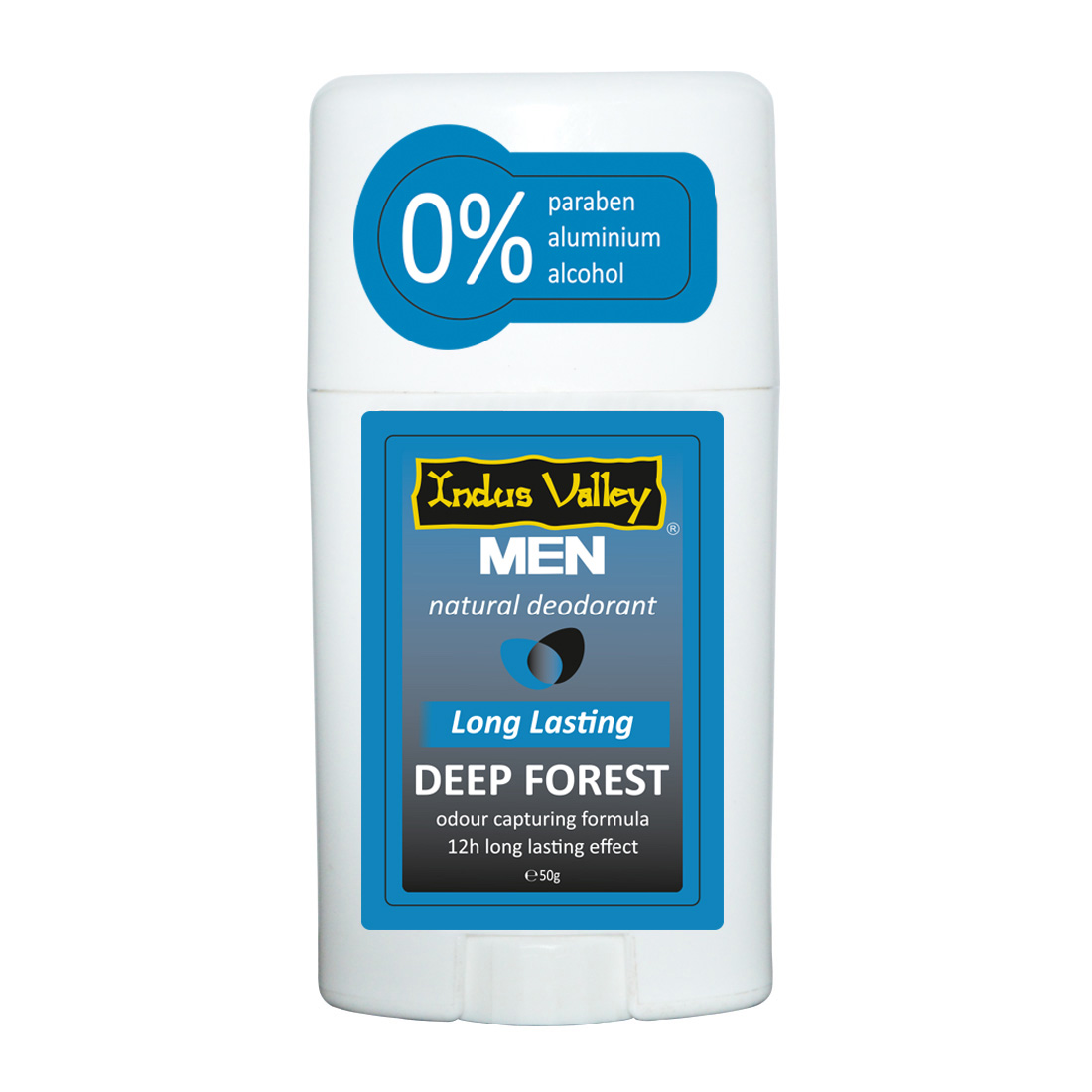 Indus Valley Deep Forest Natural Deodorant