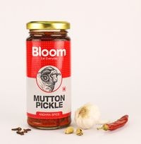 Boneless Andhra Mutton Pickle & Andhra Prawn Pickles Combo