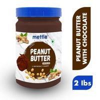 Mettle Peanut Butter Dark Chocolate 907g (Gluten Free / Non-GMO, Vegan)