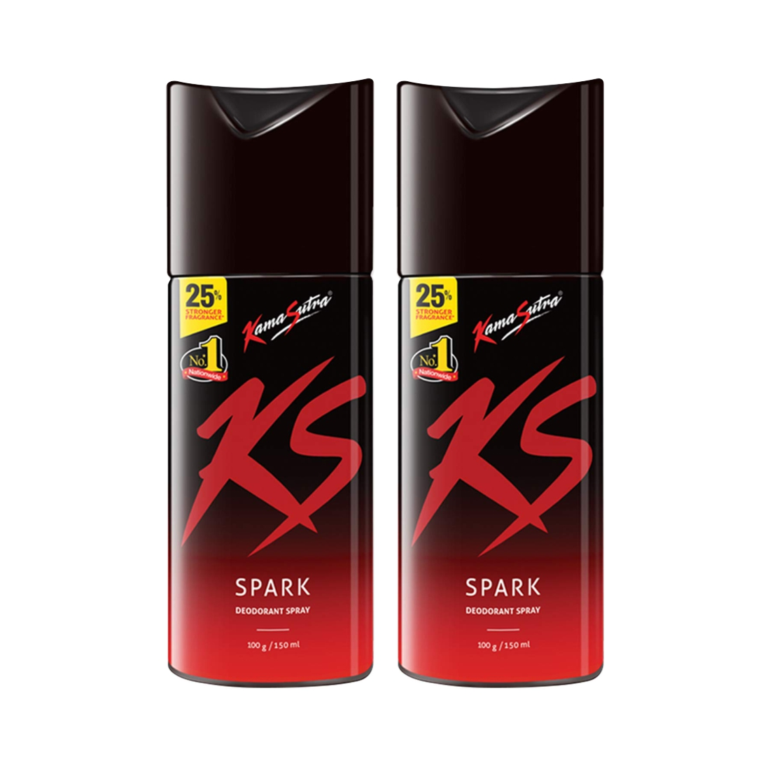 Kamasutra Spark Deo 150Ml Pack Of 2