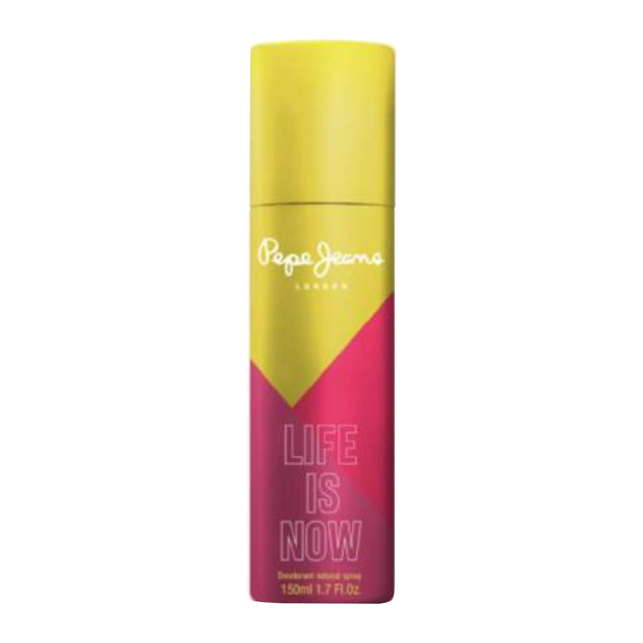 Pepe Jeans LIFE IS NOW Deodorant Spray ; For Women(150 ml)