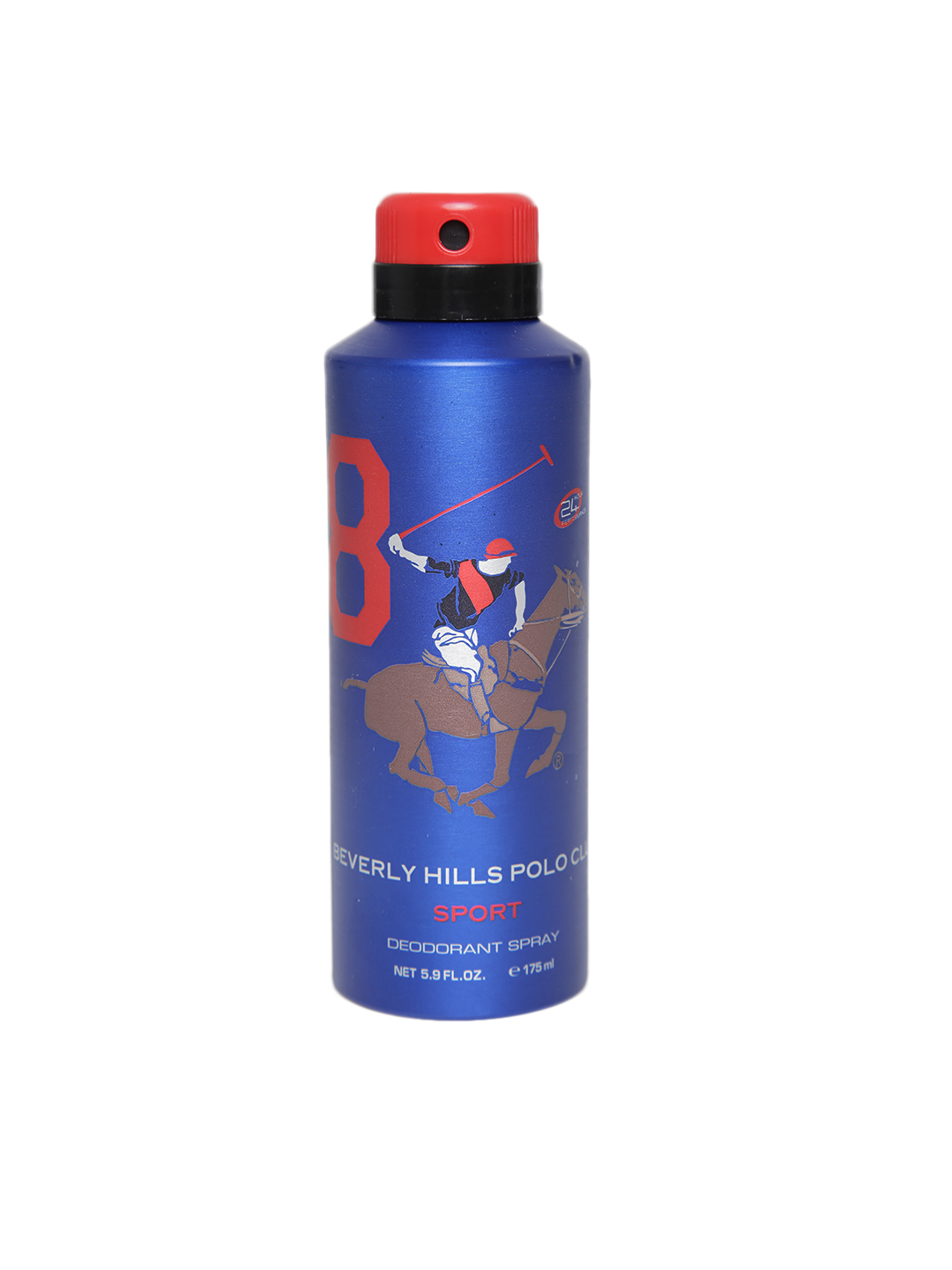 Beverly Hills Polo Club Sport 8 Deodorant Spray ; For Men(175 ml)