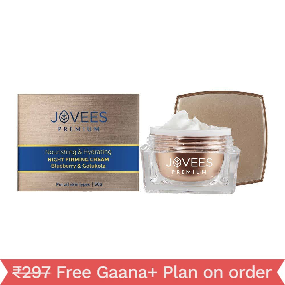 Jovees Nourishing Hydrating Night Firming Cream