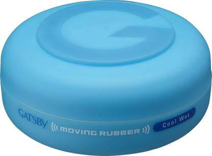 Gatsby Moving Rubber-Cool Wet 80g
