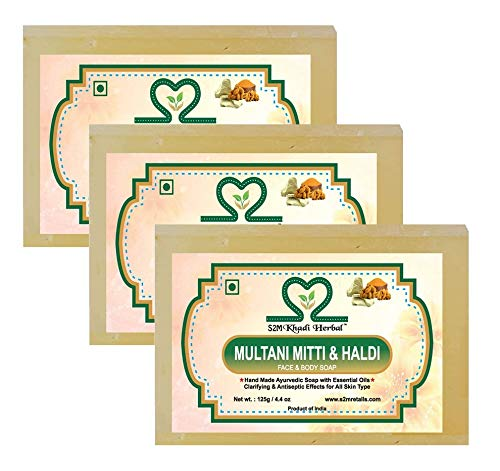 Khadi Multani Soap 500gm
