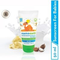 Mamaearth Mineral Based Sunscreen (Pack of 2)