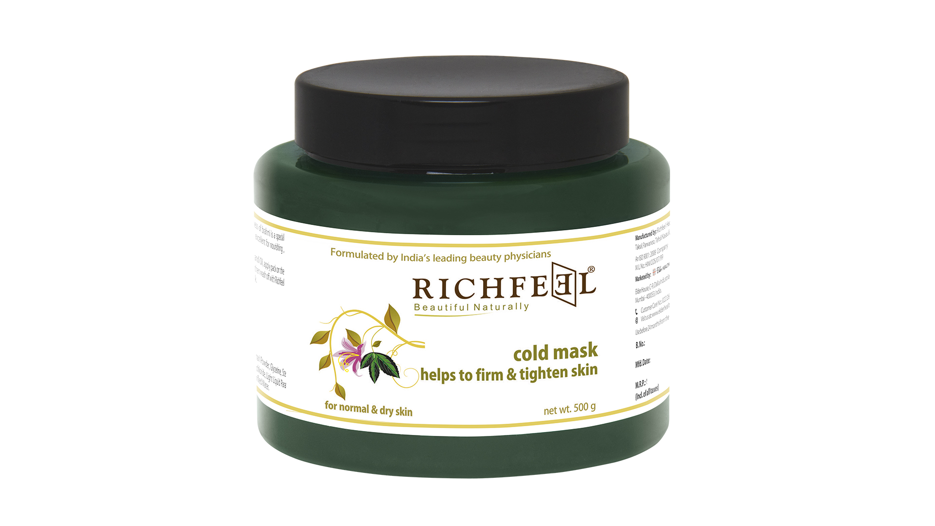 Richfeel Cold Mask 500 gms