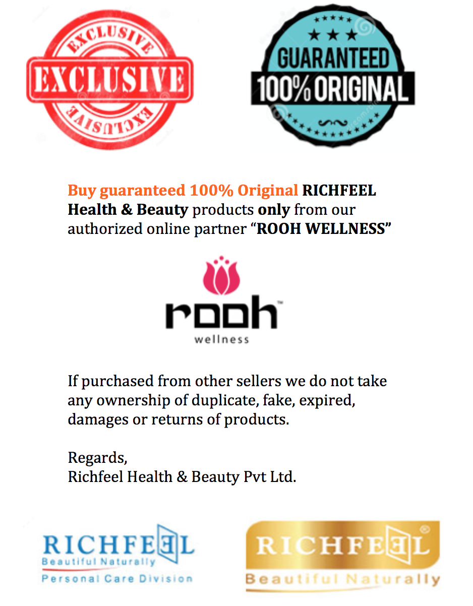 Richfeel Oil For Pigmentation 100ml