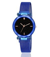 Lorenz Blue Stainless Steel Analog Watch