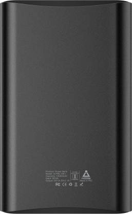 iVOOMi 13000 mAh Power Bank�(Black, Lithium-ion)
