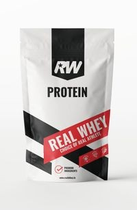 Real Whey Protein With Natural Enzymes - 1kg - Chocolate