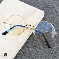 Arzonai Round Shape Trendy Frame | Sunglasses for Men and Women