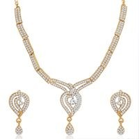 Sukkhi Precious Gold Plated Necklace Set for Women