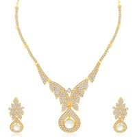 Sukkhi Gold Alloy Necklace