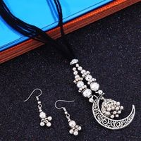 Sukkhi Trendy Oxidised Plated Necklace Set For Women