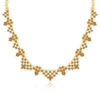 Sukkhi Stunning LCT Gold Plated Necklace Set for Women