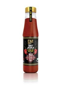 ENE Extra Hot Chilli Sauce -Pack of 2 -380gm(190 gm * 2)