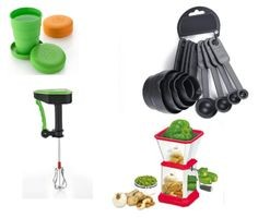 Mounthills Combo Set - Blenders, Cutters, Spoon Set Sets, Containers