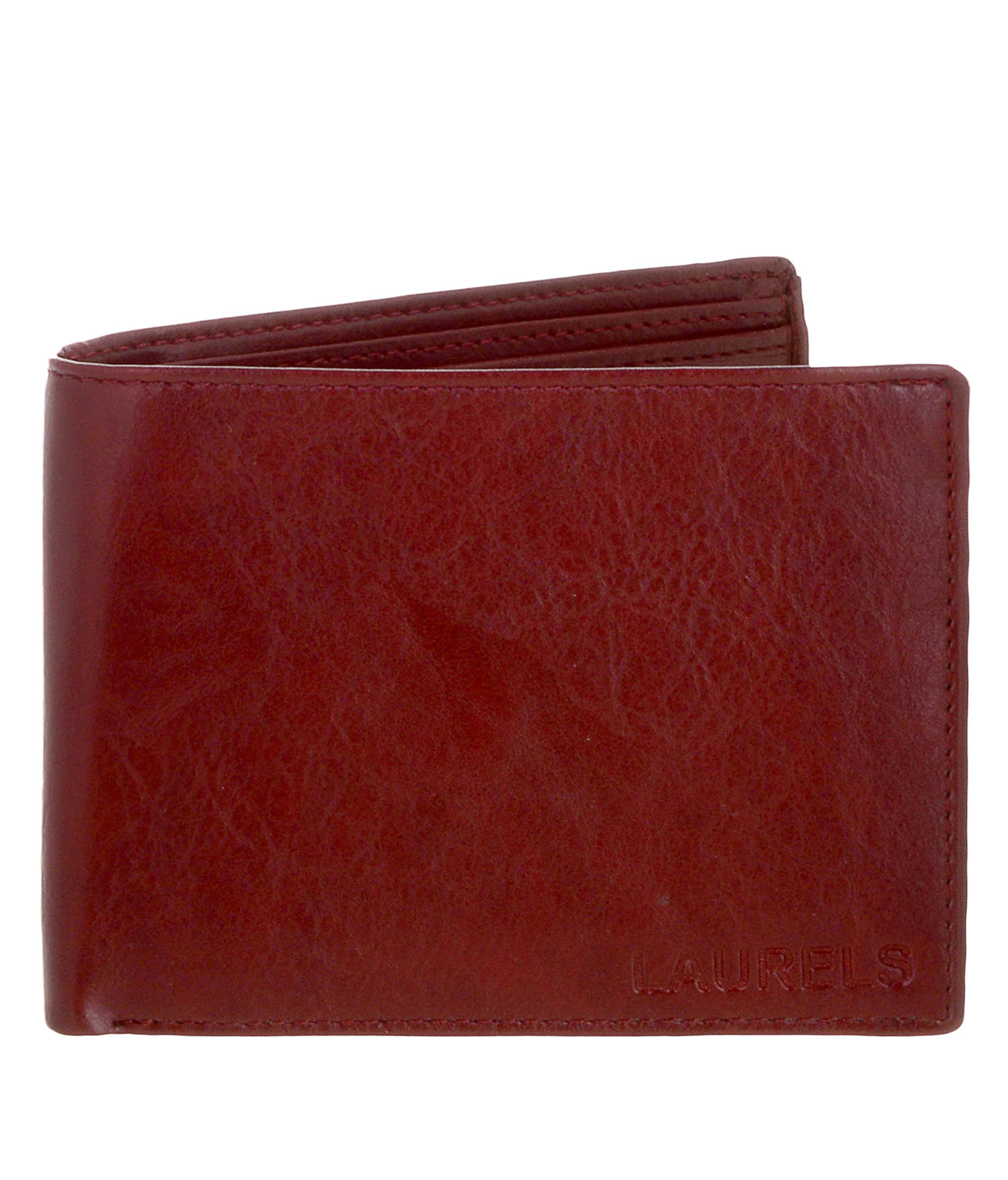 Laurels RED PU Wallets For Men