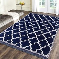 Sai Arpan Designer Carpet -Size 4 X 6 Feet  Color/Design May Vary(As per Availability)