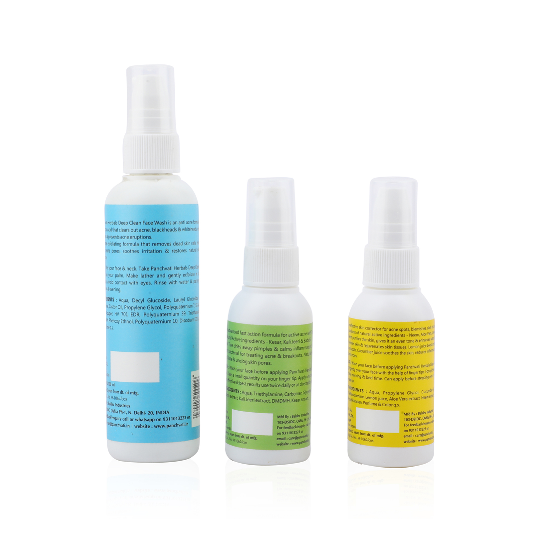 Acne Complete Care Kit