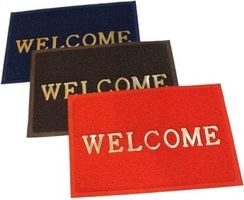 JARS Collections Set of 3 Stylish and attractive Welcome Mat(Color/Design May Vary)
