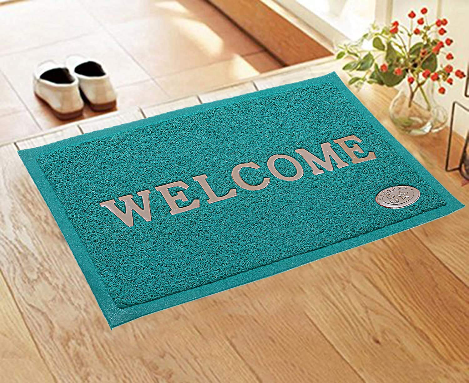 JARS Collections Stylish and attractive Welcome Mat(Color/Design May Vary)