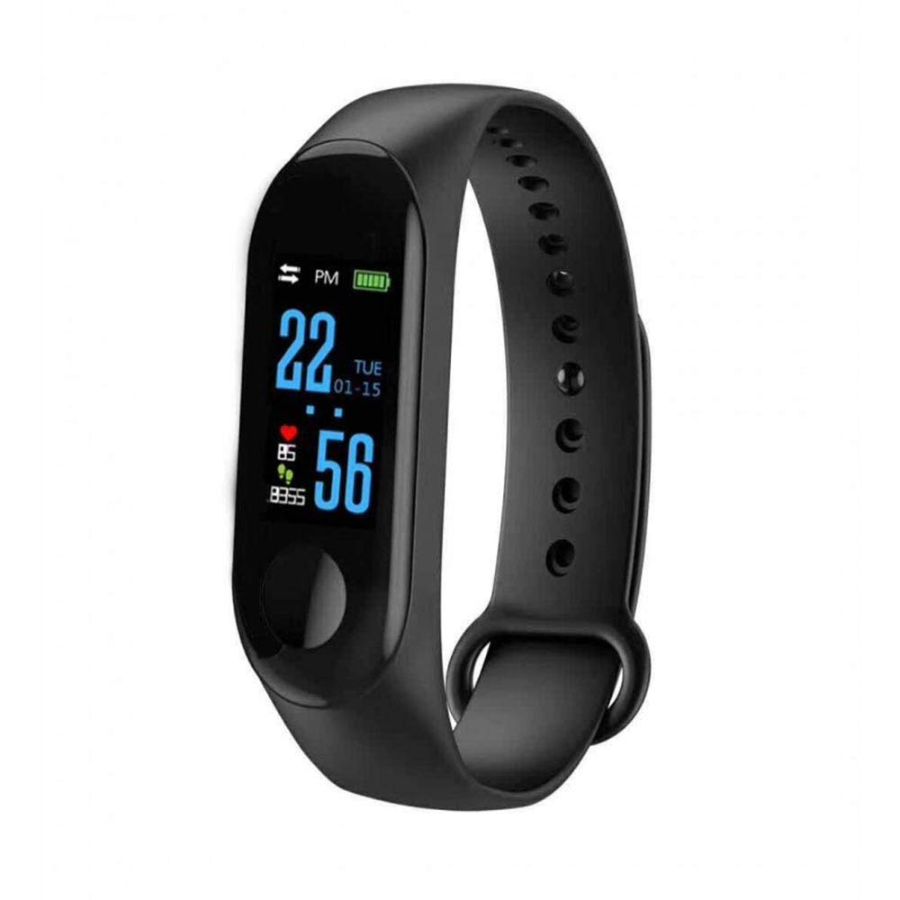 RSFuture Step Tracking All Android Device & iOS Device M3 Smart Band Wireless M3