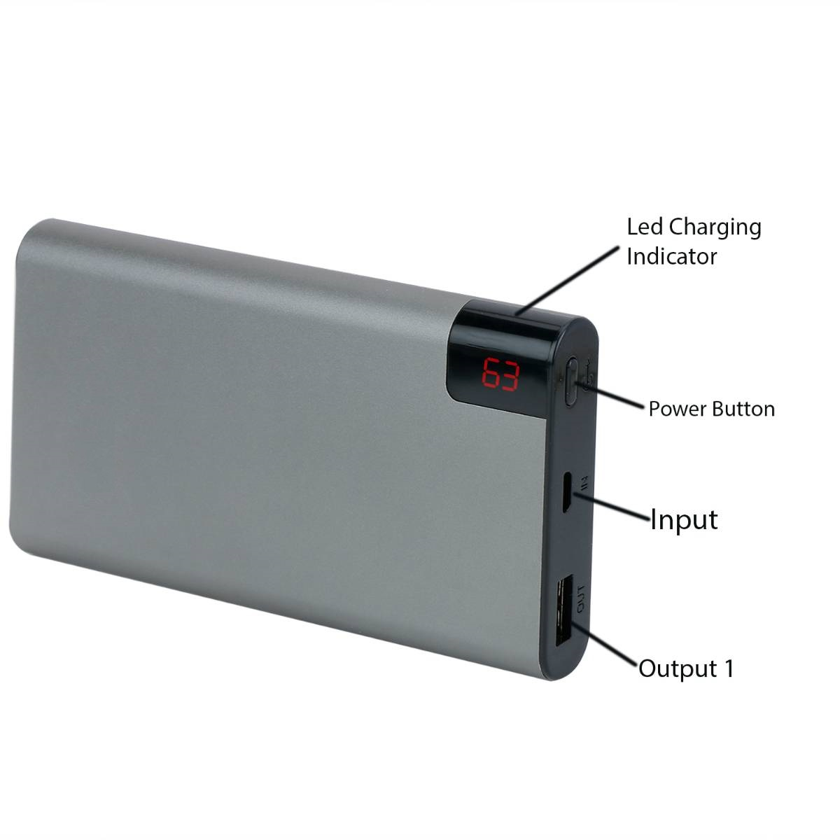 HOBINS 30000 Power Banks P082 Grey