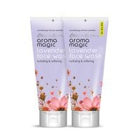 Aroma Magic Lavender Face Wash 100ml Pack Of 2