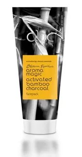 Aroma Magic Activated Bamboo Charcoal Face Pack